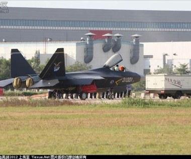 Chiny testują drugi supernowoczesny myśliwiec
