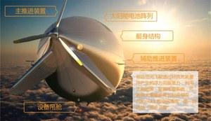 Chiny testują potężny sterowiec