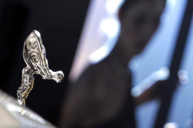 Chiny to ważny rynek m.in. dla Rolls-Royce'a /AFP