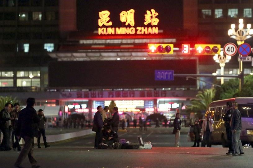 Chiny /AFP