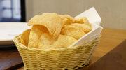 Chipsy krewetkowe na ostro