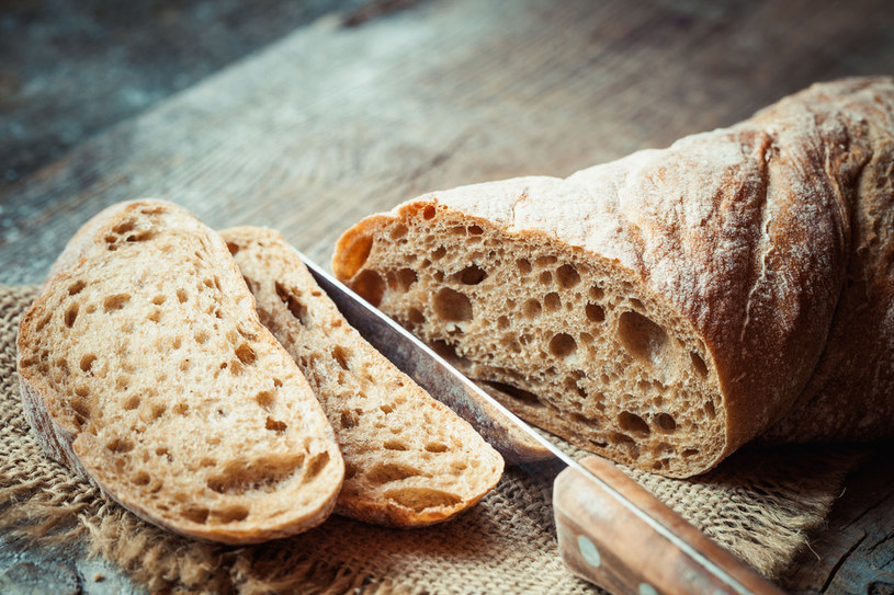 Chleb ma naprawdę niezwykłe właściwości /123RF/PICSEL