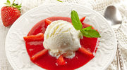 Chłodnik truskawkowy