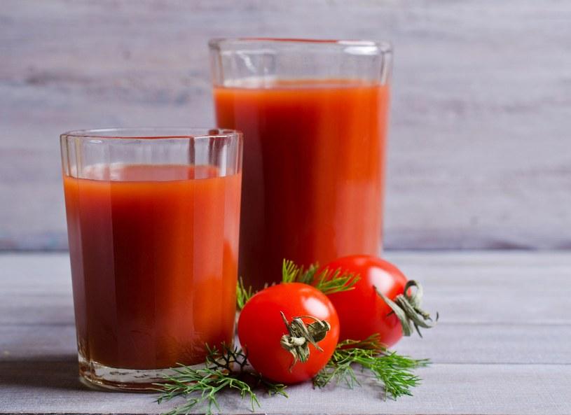 Chłodnik z soku pomidorowego /Picsel /123RF/PICSEL