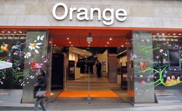 Chmura dla klientów Orange /AFP