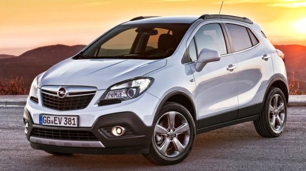 Choć nowe auto Opla nie ma zbyt dużych rozmiarów, wygląda na większe. /Opel