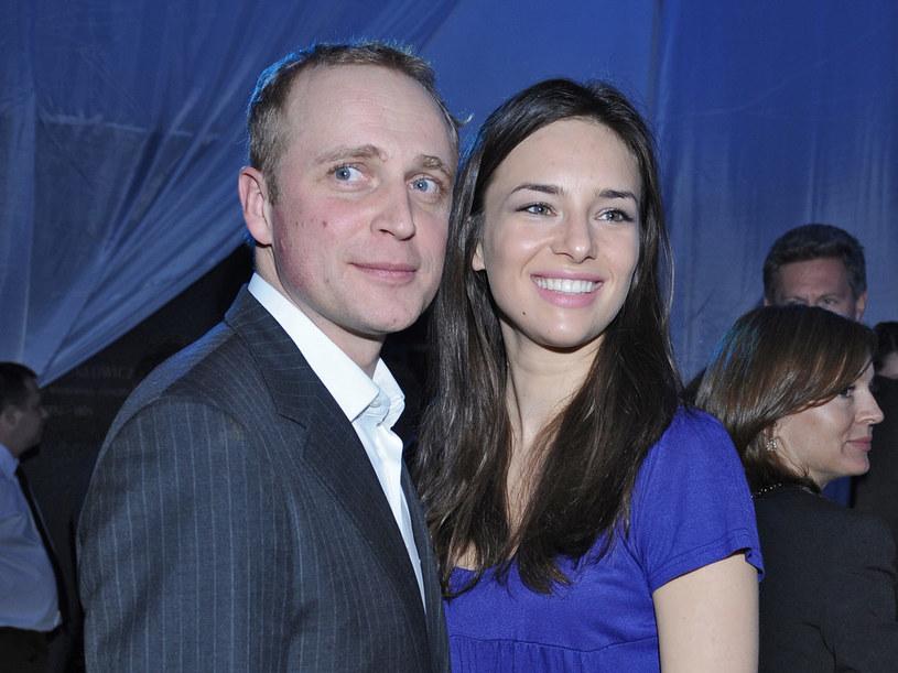 Choć związek Piotra Adamczyka i Anny Czartoryskiej wydaje się poważny, nie zapowiada się na ślub  /Andras Szilagyi /MWMedia