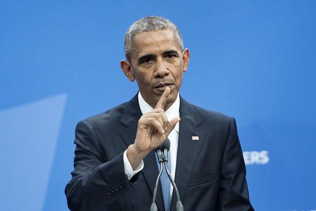 Chociaż prezydent Barack Obama uspokaja, to na razie niejasna sytuacja Brytyjczyków jest frustrująca /AFP