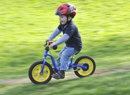 Chodziki są niezdrowe dla dziecka i lepiej zastąpić je innym pojazdem /© Panthermedia