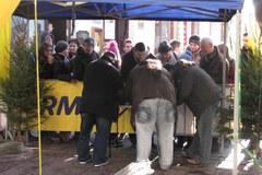 Choinkowy konwój RMF FM w Rzeszowie!