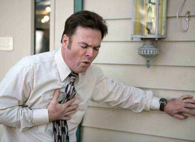 Choroby serca są bardziej niebezpiczne dla mężczyzn /PantherMedia
