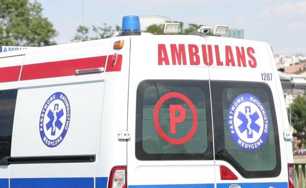 Chorzów: 7 osób zatrutych czadem. Wśród poszkodowanych są dzieci