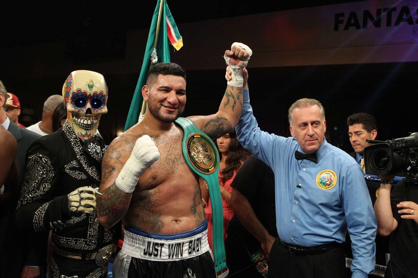 Chris Arreola jest gotowy do walki o mistrzostwo świata /AFP