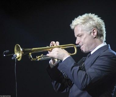 Chris Botti gra hejnał w Krakowie