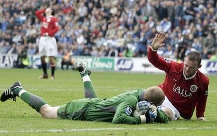 Chris Kirkland będzie przez następne trzy lata bronił barw Wigan Athletic /AFP