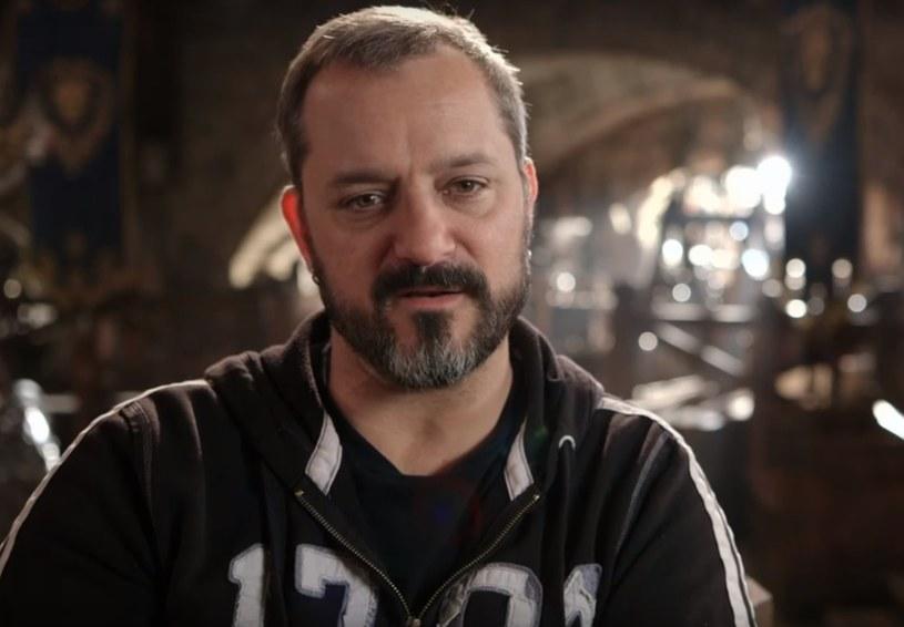 Chris Metzen - fragment wywiadu zamieszczonego w serwisie YouTube.com / kanał: FilmIsNow Movie Bloopers & Extras /materiały źródłowe