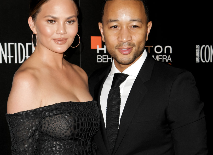 Chrissy Teigen i John Legend /Getty Images
