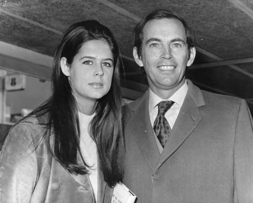Christiaan Barnard z żoną Barbarą /Getty Images