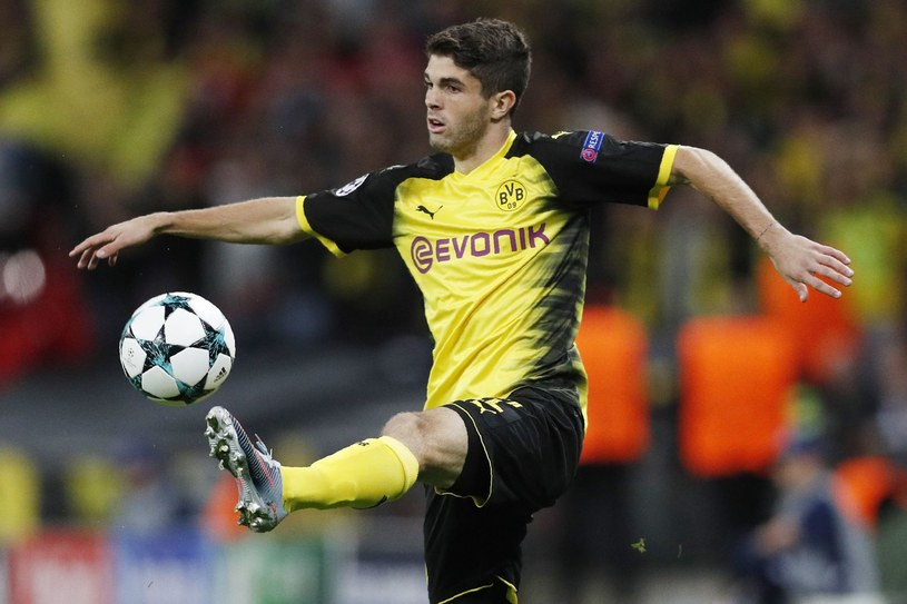 Christian Pulisic /AFP