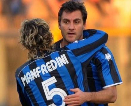 Christian Vieri pożegnał się z kolegami z boiska i ogłosił zakończenie kariery piłkarskiej /AFP
