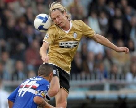 Christiano Poulsen będzie potrzebny w Juventusie. /AFP