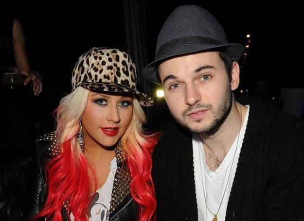 Christina Aguilera i Matt Rutler zaręczyli się - fot. Jason Merritt /Getty Images/Flash Press Media