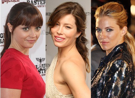 Christina Ricci, Jessica Biel, Sienna Miller /Getty Images/Flash Press Media