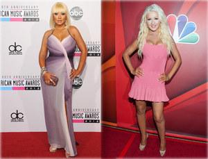 Christina schudła 15 kilogramów!