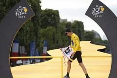 Christopher Froome zwycięzcą Tour de France