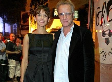 Christopher Lambert i Sophie Marceau /AFP