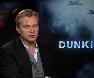 "Christopher Nolan o swoim nowym filmie ""Dunkierka"""