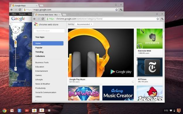 Chrome OS zmienił się nie do poznania /gizmodo.pl