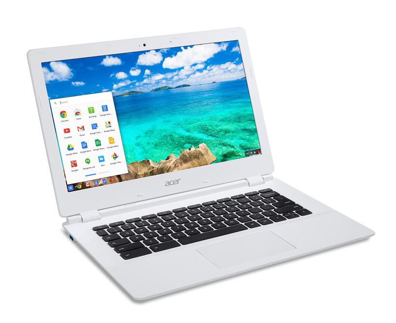Chromebook Acer /materiały prasowe
