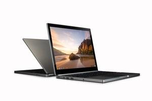 Chromebook Pixel - Google wytacza potężne działo przeciwko Apple