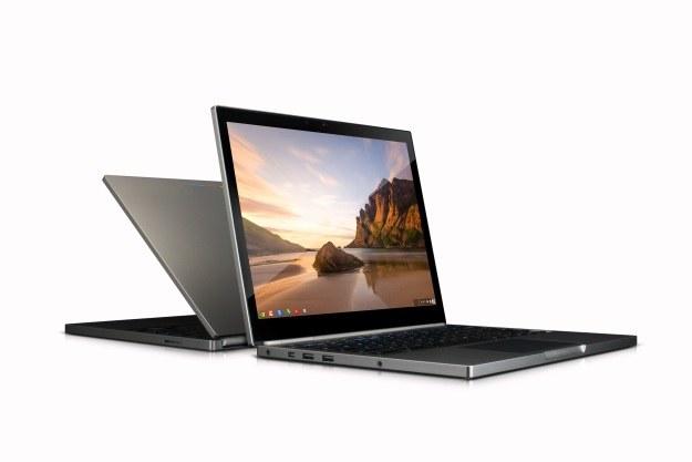 Chromebook Pixel zapowiada się fenomenalnie /materiały prasowe