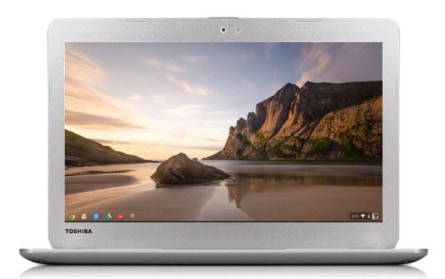 Chromebook Toshiby wkrótce trafi do sprzedaży /materiały prasowe
