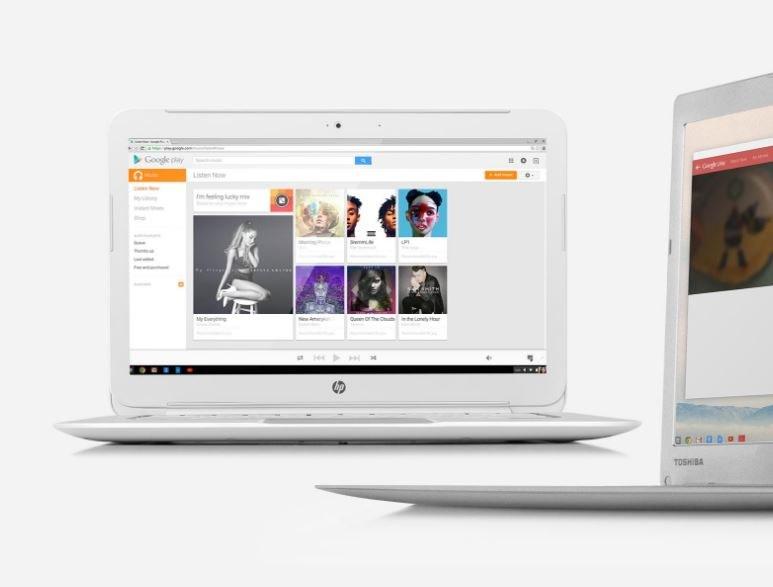 Chromebooki zyskują na popularności, szczególnie w Stanach Zjednoczonych /materiały prasowe