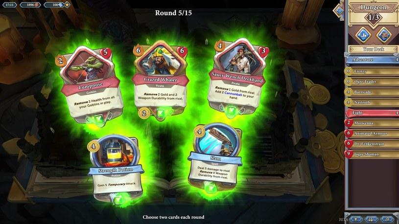 Chronicle: RuneScape Legends /materiały prasowe