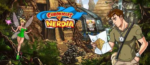 Chronicles Of Nerdia /INTERIA.PL