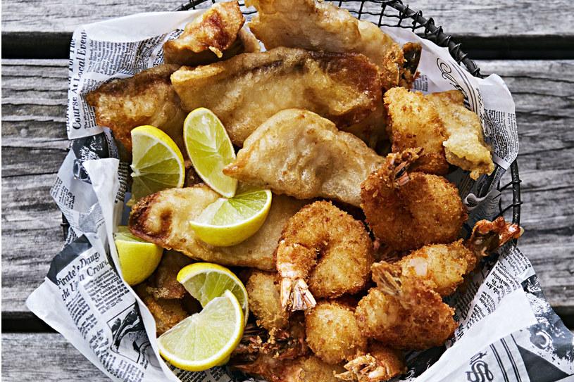 Chrupiąca ryba zachwyci wszystkich! /The New York Times Syndicate