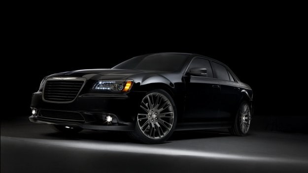 Chrysler 300C John Varvatos Limited Edition /Chrysler