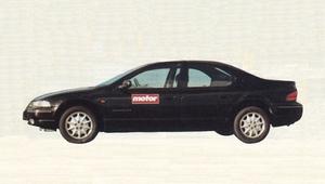 Chrysler Stratus - wrażenia z jazd
