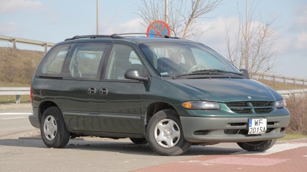 Chrysler Voyager II (1995-2001) /Motor