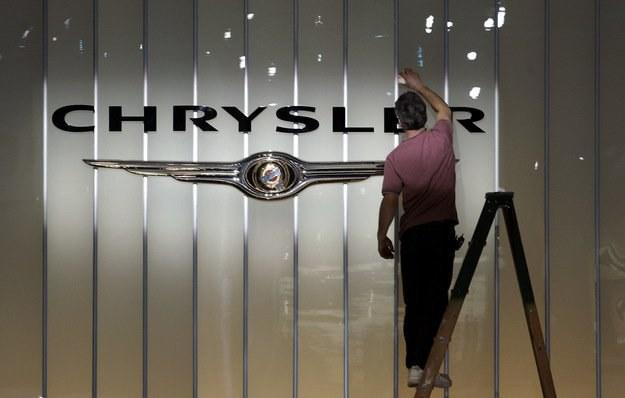 Chrysler wrócił do gry /AFP