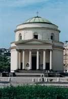 Chrystian P. Aigner, Kościół św. Aleksandra w Warszawie /Encyklopedia Internautica