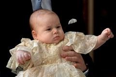 Chrzest księcia Jerzego: Wygląda pięknie!