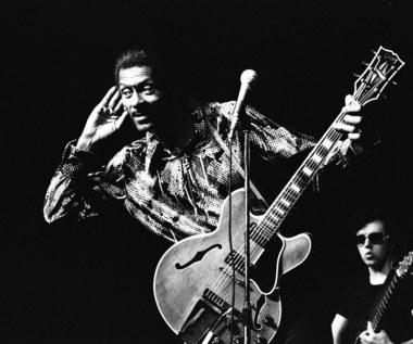 Chuck Berry nie żyje. Gwiazdy żegnają pioniera rock'n'rolla