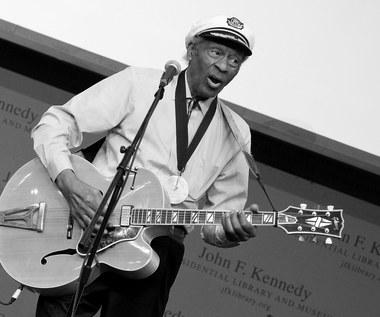 Chuck Berry nie żyje. Pionier rock'n'rolla zmarł w wieku 90 lat