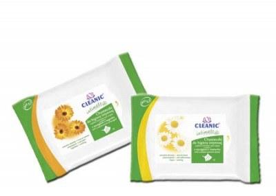 Chusteczki do higieny intymnej CLEANIC' intimate /materiały prasowe