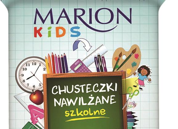 Chusteczki szkolne Marion /materiały prasowe